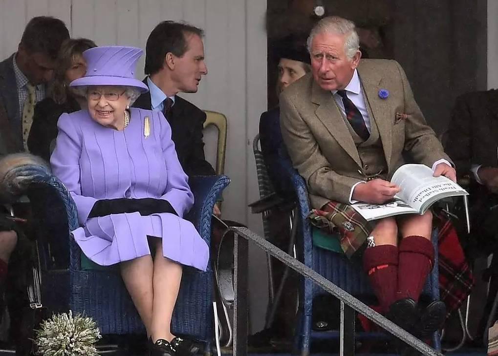 """""""超长待机""""的女王长子查尔斯王子"""