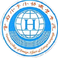 China Foreign Affairs University logo