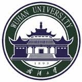 武汉大学 logo