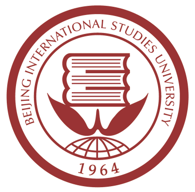 北京第二外国语学院 Beijing International Studies University logo