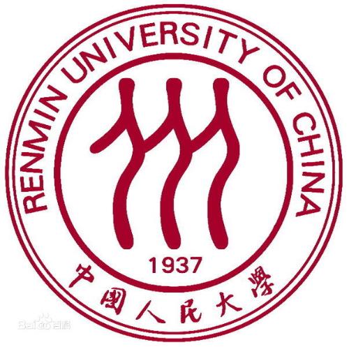 中国人民大学 logo