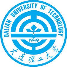 大连理工大学 logo